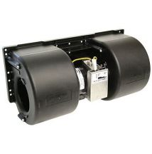 SPAL 30006704 Centrifugal Blower 017-A39-22 12V 667 cfm Double Wheel