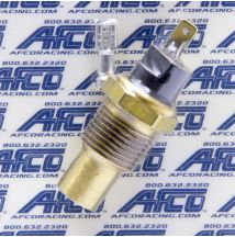 Water Temp Sender 1/2 NPT AFCO RACING PRODUCTS 85282