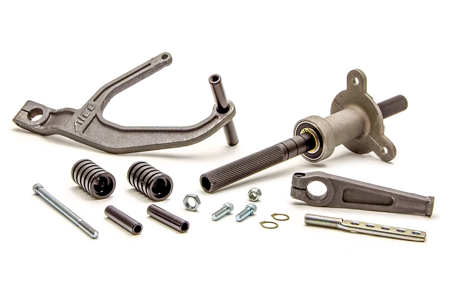 Alum Adjustable Throttle Pedal AFCO RACING PRODUCTS 40292