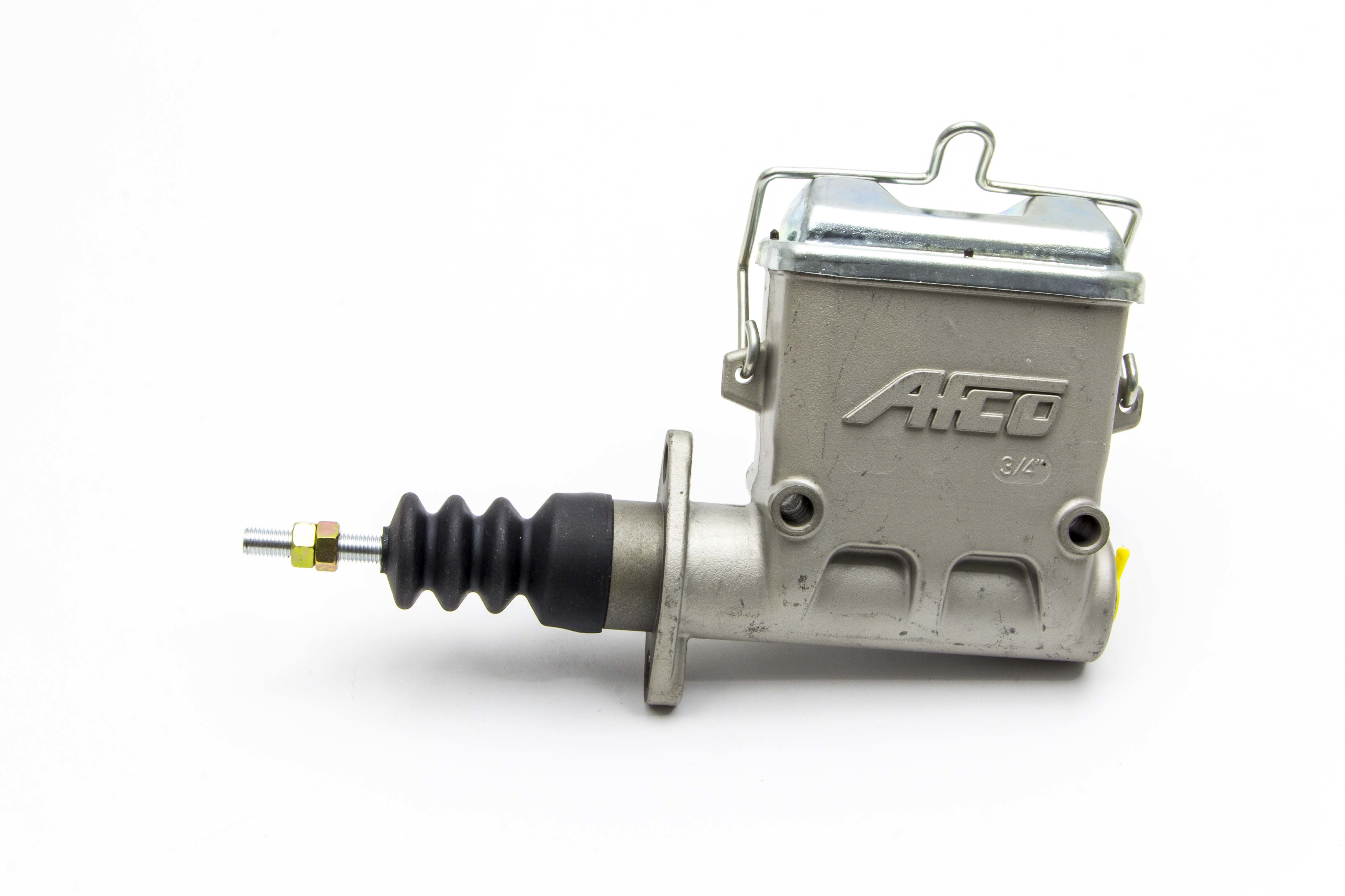 Master Cylinder 3/4in Integral Reservoir AFCO RACING PRODUCTS 6620010